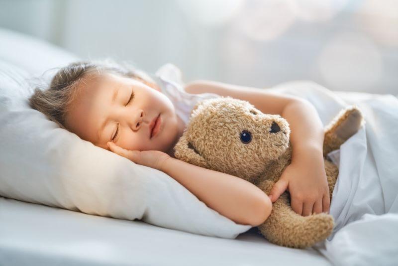 Dlaczego moje dziecko nie chce zasnąć?
